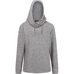 Regatta Kizmit II Fleece Hoodie Dames, lead grey